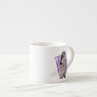 Thinking of You Laurie Espresso Mug