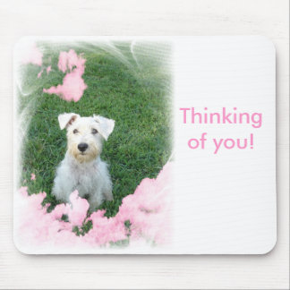 Thinking of you mouse mat