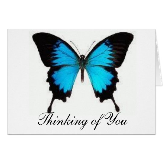 Thinking of You Notecard