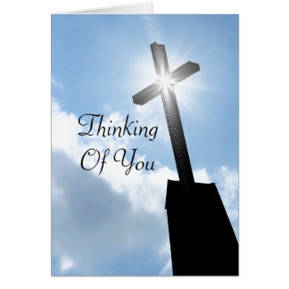 Thinking Of You Notecards Greeting Card