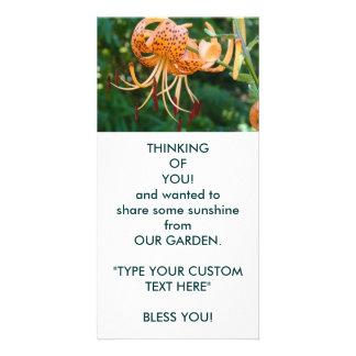 THINKING OF YOU Photo Cards Share Some Sunshine