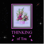 Thinking of You Photo Sculpture