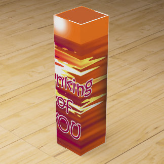 Thinking of you Wine Gift Box