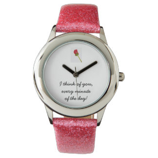 Thinking of You Wristwatches
