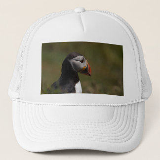 Thinking Puffin Trucker Hat