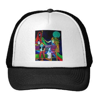 Thinking Woman by Piliero Trucker Hats