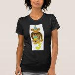 Third Birthday Monkey T Shirt