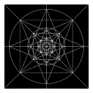 Third Dimensional Sacred Geometry