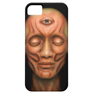 Third Eye Ayahuasca Art iPhone 5 Case