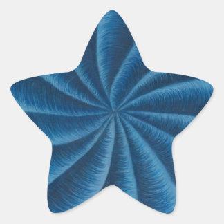 Third Eye Chakra Healing Art #1- Intuition Star Stickers