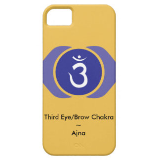 THIRD EYE CHAKRA PHONE CASE iPhone 5 COVER