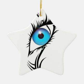 Third Eye Christmas Ornament