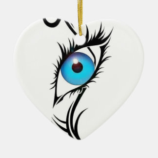 Third Eye Christmas Ornament
