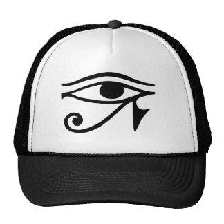 Third Eye ~ Eye of Horus Mesh Hats