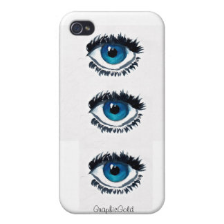 Third Eye Case For iPhone 4