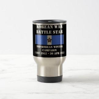 Third Korean Winter Campaign Stainless Steel Travel Mug