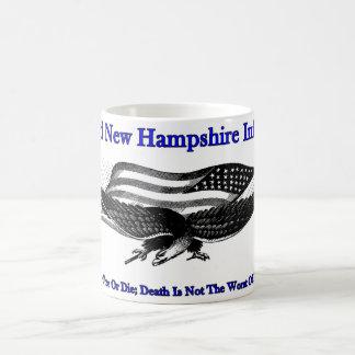 Third New Hampshire Coffee Cup Classic White Coffee Mug