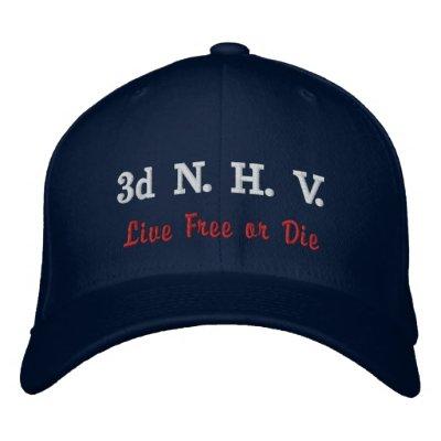 Third New Hampshire Volunteers Hat