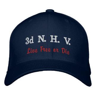 Third New Hampshire Volunteers Hat Baseball Cap