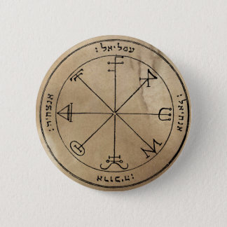 Third Pentacle of Saturn Button