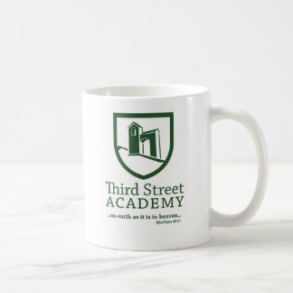 Third Street Academy Matthew 6:10 Coffee Mug