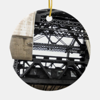 Third Street Bridge Vertical Ornament