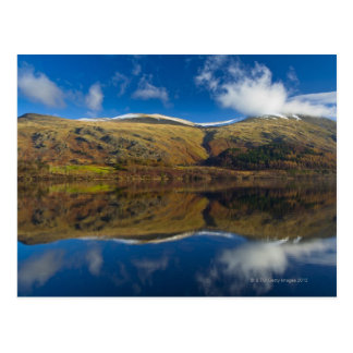 Thirlmere Reservoir, Lake District National Postcard
