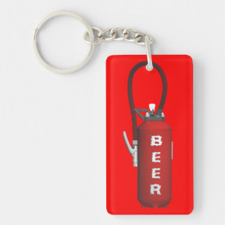 Thirst Quencher Beer Key Ring
