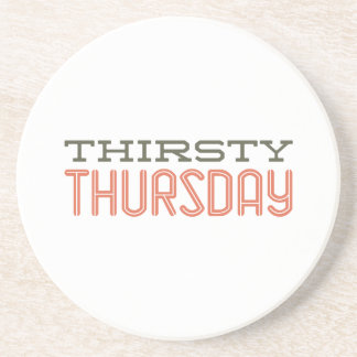 Thirsty Thursday Coasters