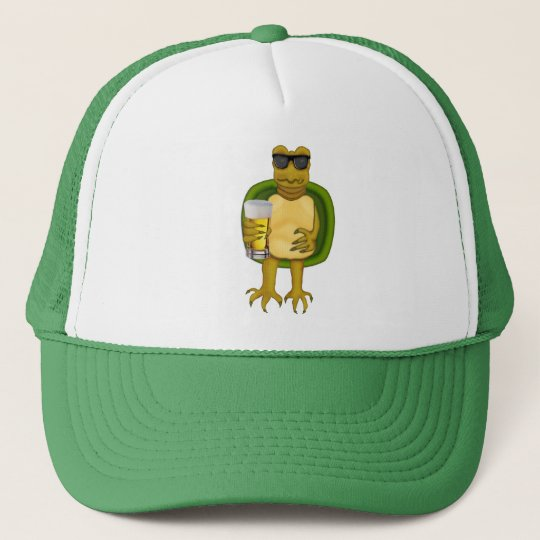 Thirsty Turtle Cap