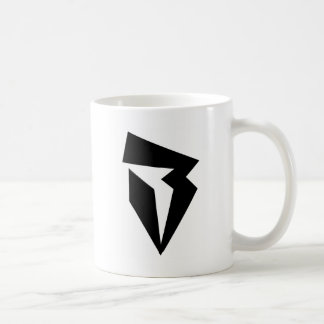 thirt13n symbol coffee mug