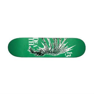 thirteen skateboard deck