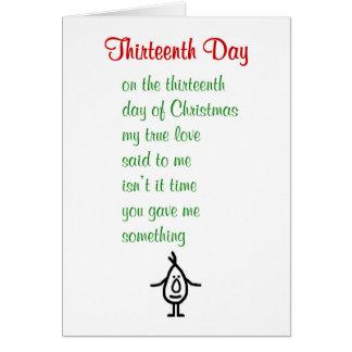 funny christmas invitation poems