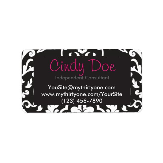 Thirty-One APPROVED Label