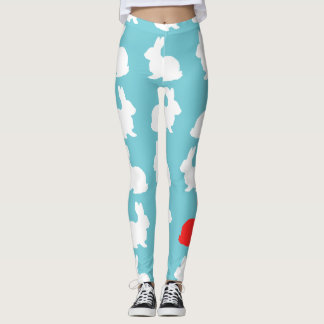 Thirty Rabbits Funky Leggings
