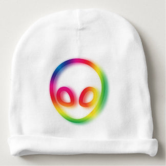 This Alien isn't Gray - its Hip ! Baby Beanie