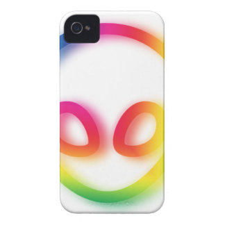 This Alien isn't Gray - its Hip ! iPhone 4 Case-Mate Case