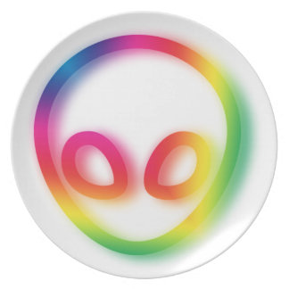 This Alien isn't Gray - its Hip ! Plate