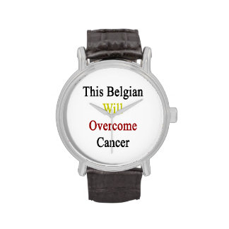 This Belgian Will Overcome Cancer Watch