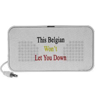 This Belgian Won t Let You Down Mini Speakers