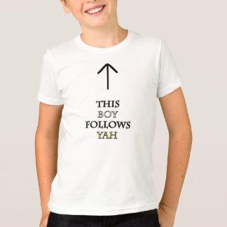 this boy follows yah T-Shirt