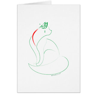 This Cat is Iran Card