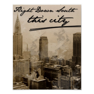 This City Poster