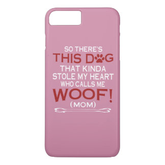 This Dog Stole My Heart iPhone 7 Plus Case