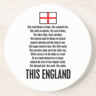 This England Coaster
