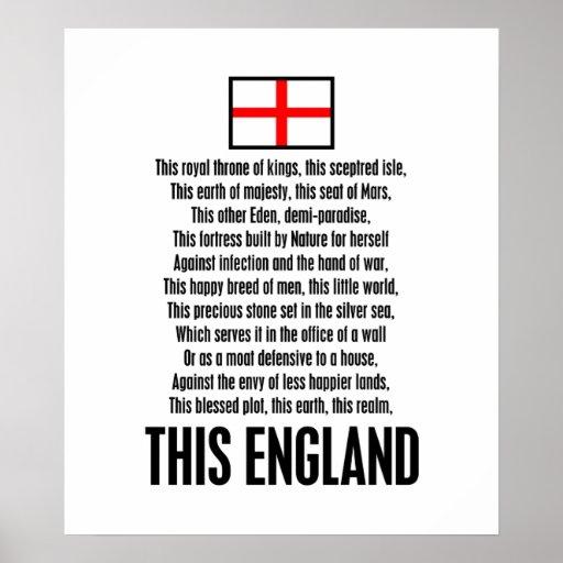 This England Print