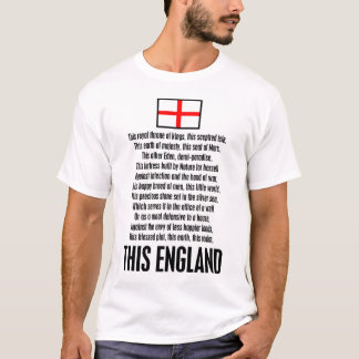 This England T-Shirt