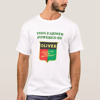 This Farmer Powered By Oliver! T-Shirt