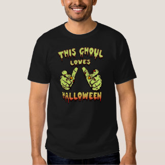 This Ghoul Loves Halloween Shirt