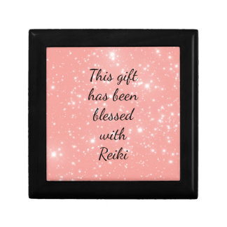 This gift has been blessed with Reiki Gift Box